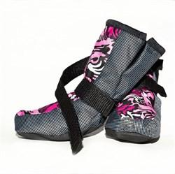 OSSO  Ботинки утепленные для собак р.2 OSSO Fashion