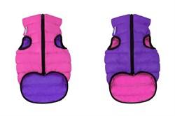 CoLLaR Курточка двухсторонняя AiryVest размер L 55 розово фиолетовая - фото 6056