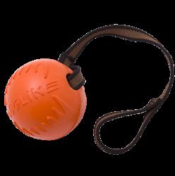 Doglike Мяч с лентой средний - фото 6311