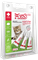 Мисс Кисс Капли репеллентные для котят и мелких кошек весом до 2 кг 3 шт*1 мл. - фото 6951