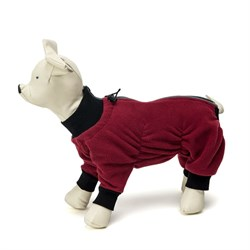 OSSO Комбинезон для собак из флиса на молнии р. 40 сука