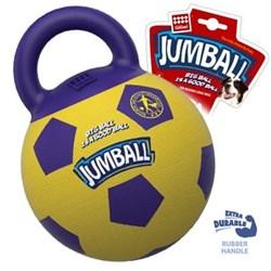 GIGWI JUMBALL Мяч с захватом, резиновый 26см