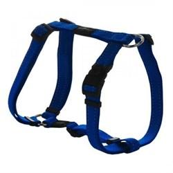 Rogz Snake Разъемная шлейка 20 мм  синяя