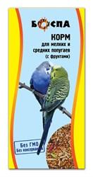 БОСПА корм для попугаев
