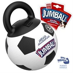 GIGWI JUMBALL Мяч с захватом, резиновый
