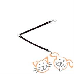 Collar Сворка ширина 10мм длина 40мм черный - фото 11533