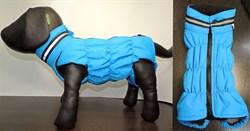Котька-Бабаська Жилет утепленный для собак, размер №3, кобель - фото 11694