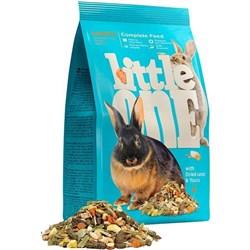 Little One корм для кроликов 400 г - фото 11967
