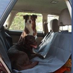 OSSO Автогамак  Car Premium для перевозки собак накидка чехол - фото 4944