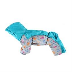 Комбинезон для собак на синтепоне  OSSO Fashion  р.20 кобель - фото 5131