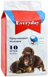 OSSO Everyday впитывающие пеленки гелевые 60х60 1шт. - фото 5190