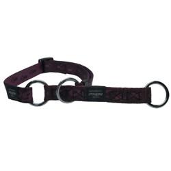 Ошейник-удавка для собак Rogz K2 20мм*34-56см, фиолетовый - фото 5382