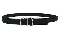 Collar Ошейник CoLLaR SOFT  ширина 35 мм длина 57-71 см черный - фото 6070