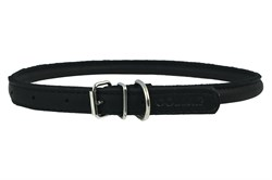 Collar Ошейник CoLLaR SOFT   ширина 35 мм длина 46-60 см черный - фото 6071
