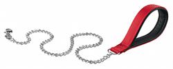 Поводок-цепь DAYTONA GM25/100 красный - фото 6221