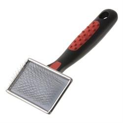 Пет Люкс Пуходерка металл. малая 16811S (Б) /12/ - фото 6585