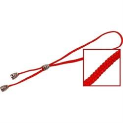 Collar Оберег для животных  Dog Extremе  плоский шнур, размер М (диаметр 3мм, длина 45см) - фото 8580