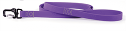 Collar Поводок  Эволютор  ширина 25 мм, длина 210 см фиолетовый - фото 8627