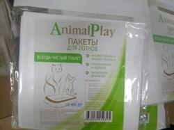 Animal Play Пакеты для лотка 30*45см 5 шт
