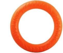 Игрушка для собак Doglike 8-мигранное среднее оранжевый, розовый - фото 9573