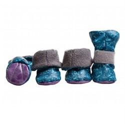 OSSO  Ботиночки на флисе для собак р. XS OSSO Fashion - фото 9694