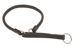 Collar Ошейник-удавка CoLLaR SOFT ширина 13мм длина 55см черный - фото 9923