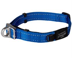 Ошейник для собак с системой безопасности Rogz SAFETY COLLAR 16мм*24-39см, синий - фото 9967