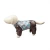 OSSO Комбинезон Снежинка для собак OSSO Fashion р.37 кобель