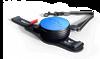 Поводок-рулетка Lishinu 3, Ориджинал, Голубой, Размер M для собак 8-12 кг