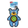 Игрушка для собак GIGWI Медведь с пищалкой 26 см
