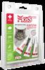 Мисс Кисс Капли репеллентные для крупных кошек весом более 2 кг. 3 шт.*2,5 мл.