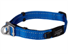 Ошейник для собак с системой безопасности Rogz SAFETY COLLAR 20мм*33-48см, синий